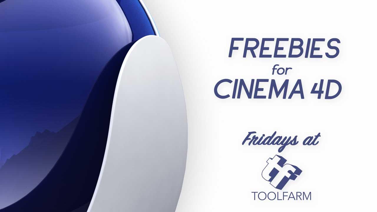 Freebie: Selection to Object Split for Cinema 4D - Toolfarm