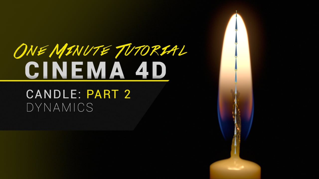 Dynamic Candle Flame + How to make Lights & HDRI's Flicker