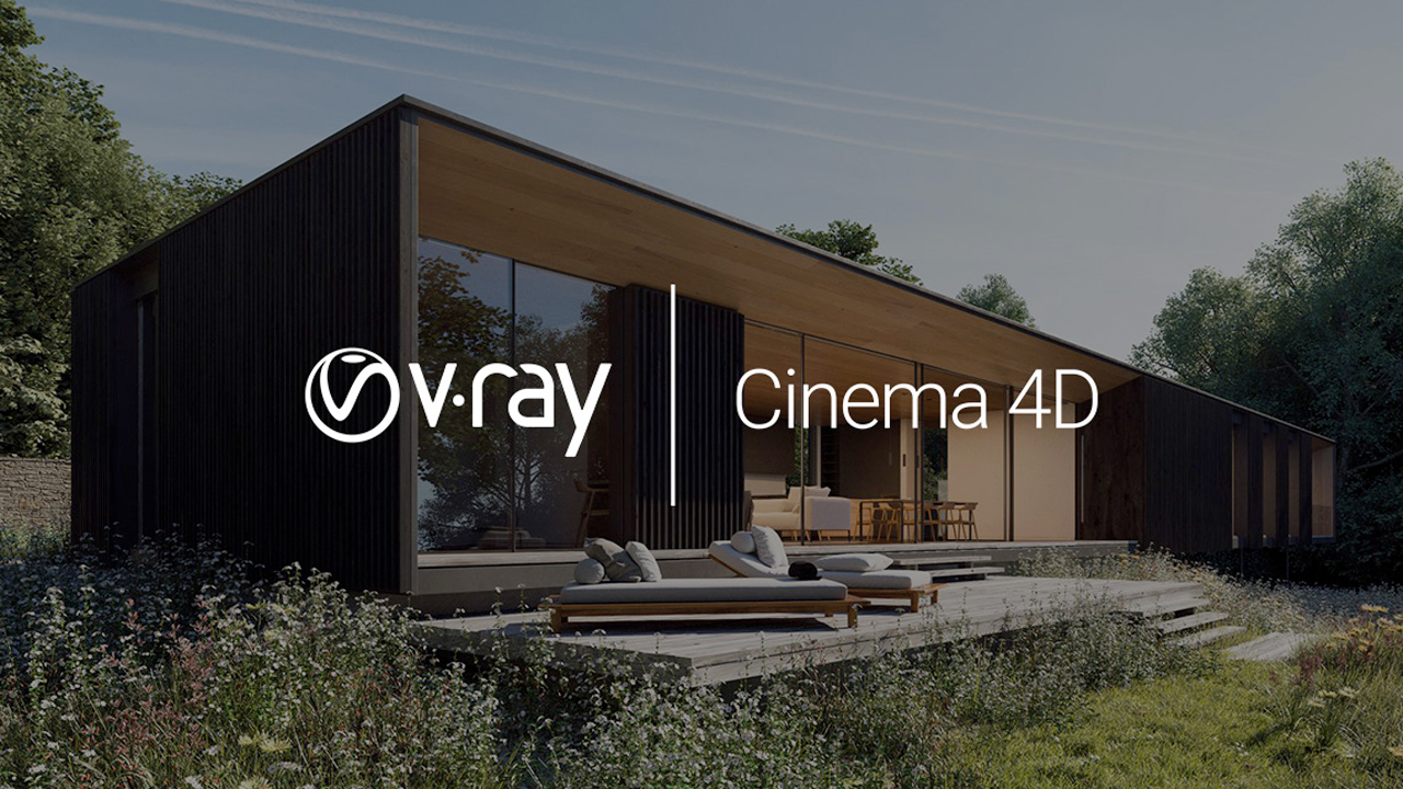 News: Chaos Group Welcomes V-Ray for Cinema 4D to the Family