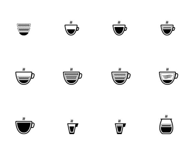 Freebie: Barista, Coffee Lovers Icon Set - Toolfarm