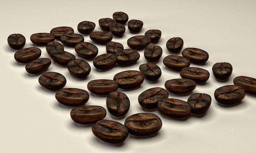 Freebie: Coffee Beans for Cinema 4D - Toolfarm