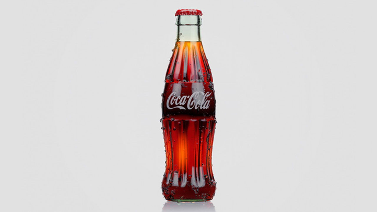 freebie 3d coke bottle model for cinema 4d   toolfarm
