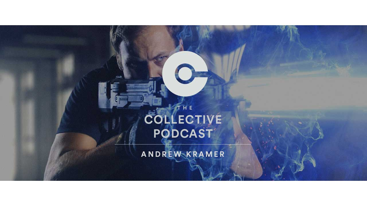 News/Inspiration: Andrew Kramer of Video Copilot on The Collective Podcast