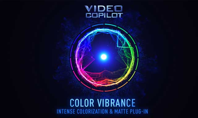 Freebie: Video Copilot Color Vibrance Plug-in for After Effects