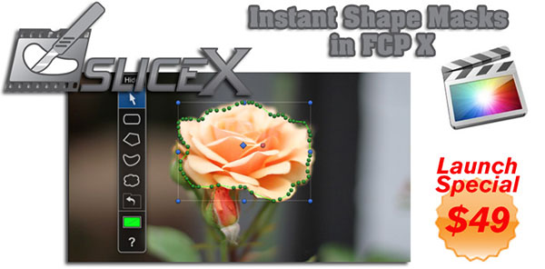Review: CoreMelt SliceX- for FCPX at fcproxuniversity com