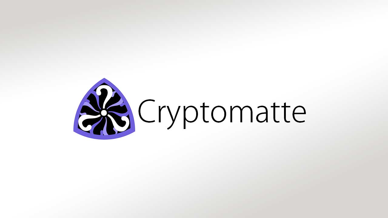 Freebie: Cryptomatte Matte Plug-in - Toolfarm