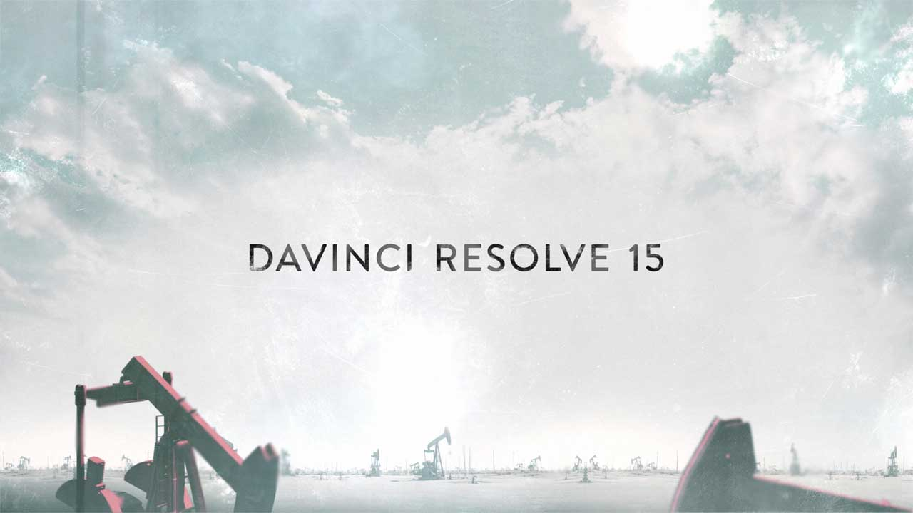 Update: Blackmagic Design DaVinci Resolve 15.2 Studio