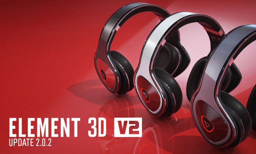 Advanced 3D Noise & Deform using Element 3D