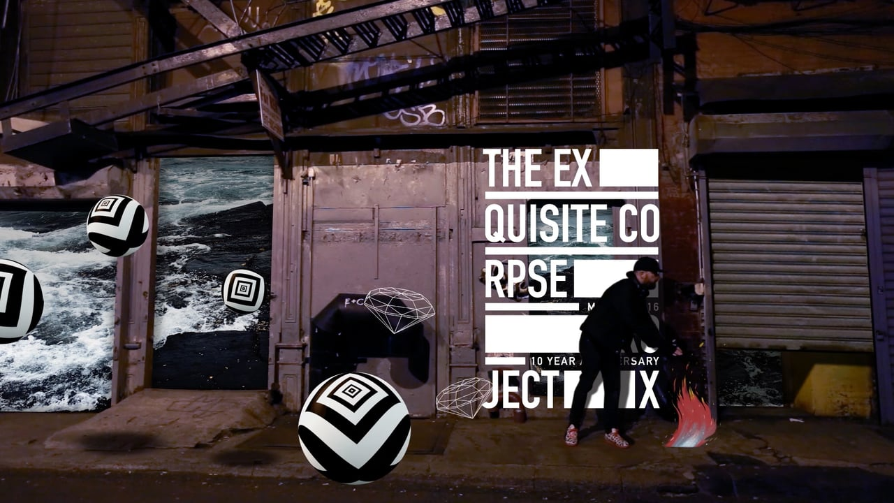 Midweek Motivations: The Exquisite Corpse Project, Volumes 1-3 + Motion Conference Info