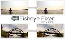 New: CrumplePop Fisheye Fixer for GoPro for FCP X