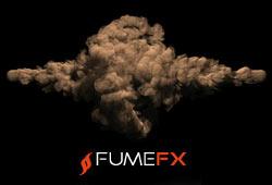 New: Sitni Sati FumeFX for Maya
