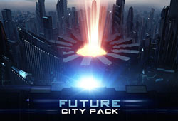 Freebie: Future City pack from Video Copilot!