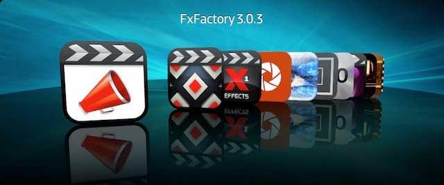 FxFactory 3.0.3