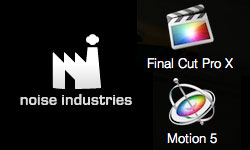 PR: Noise Industries Releases Fxfactory 3 Visual Effects For Final Cut Pro, Motion & After Effects