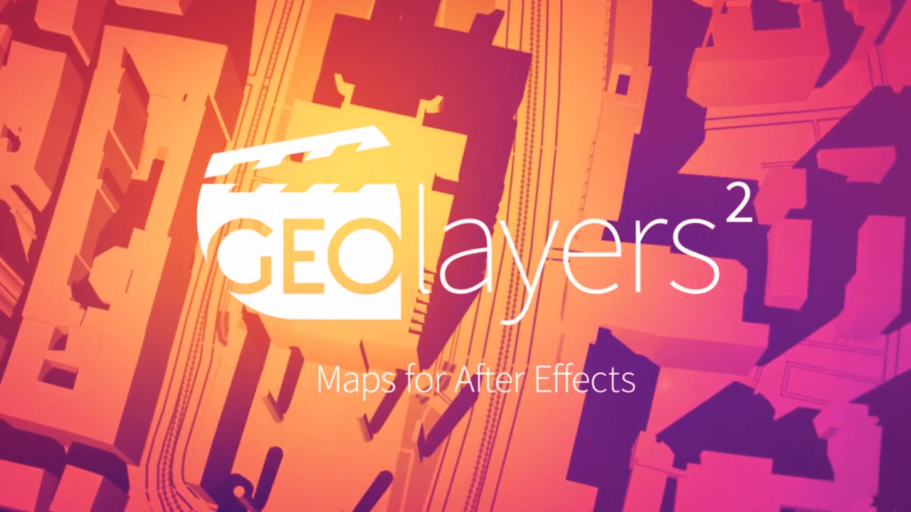 Update: GeoLayers 2 for After Effects v1.2.0 – Packed with New Features