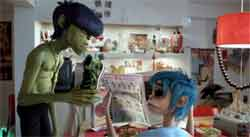 """Inspirations: """"DoYaThing"""" - Gorillaz feat. Andre 3000 and James Murphy + Making of & Storyboards"""