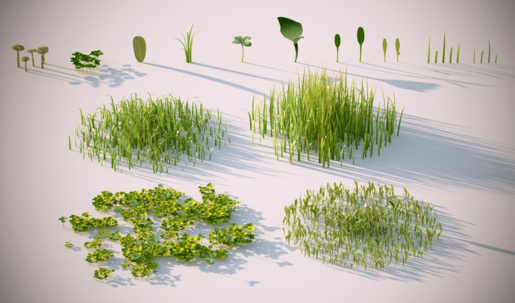 Burning Question: How do I Make Grass in CINEMA 4D? - Toolfarm
