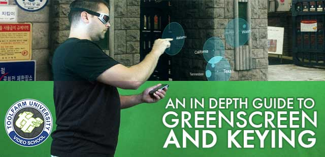 In Depth: Keying: Introduction & Frequently Asked Questions about Shooting Greenscreen