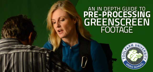 Greenscreen Pre-Process