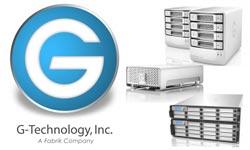 New: G-Technology External Storage Units