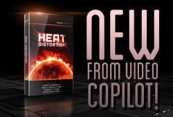 New/Tutorial: Video Copilot Heat Distortion