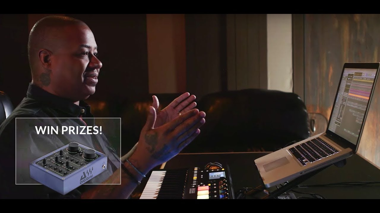 Free: Live Online Masterclass with Producer Focus: Hip-Hop Producer Secrets