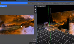 Tutorial: Create a 3D Space Nebula with FXhome Hitfilm