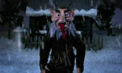 Inspirations: A Krampus Carol by Anthony Bourdain
