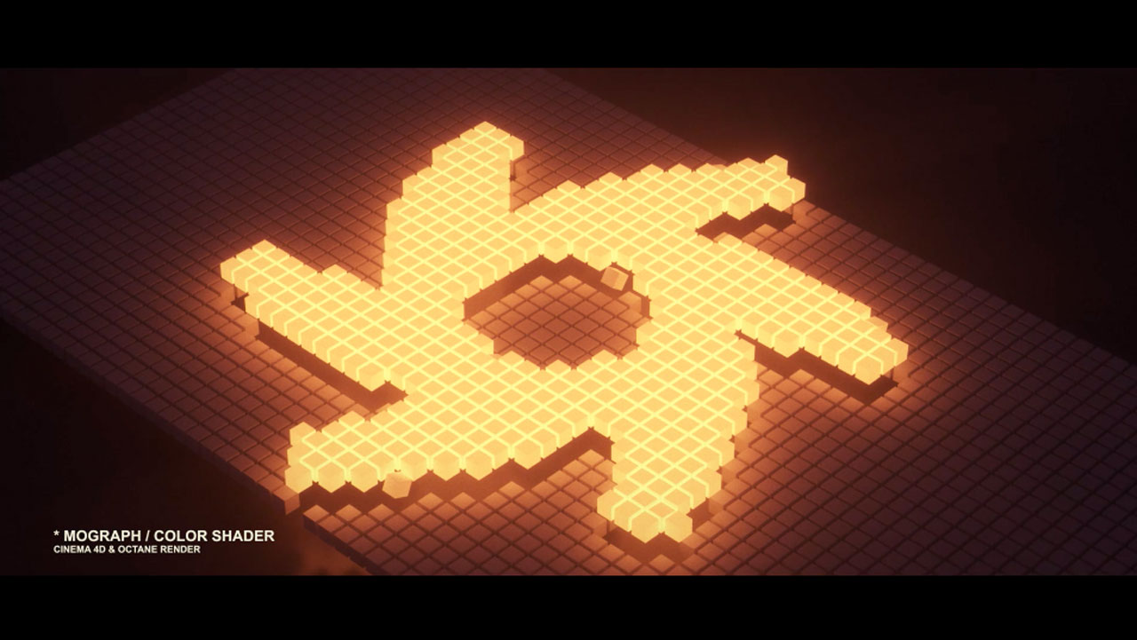 Octane Render and Mograph Shaders in C4D - Toolfarm