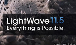 Update: LightWave 11.5 Now Available; Several New Features and Enhancements