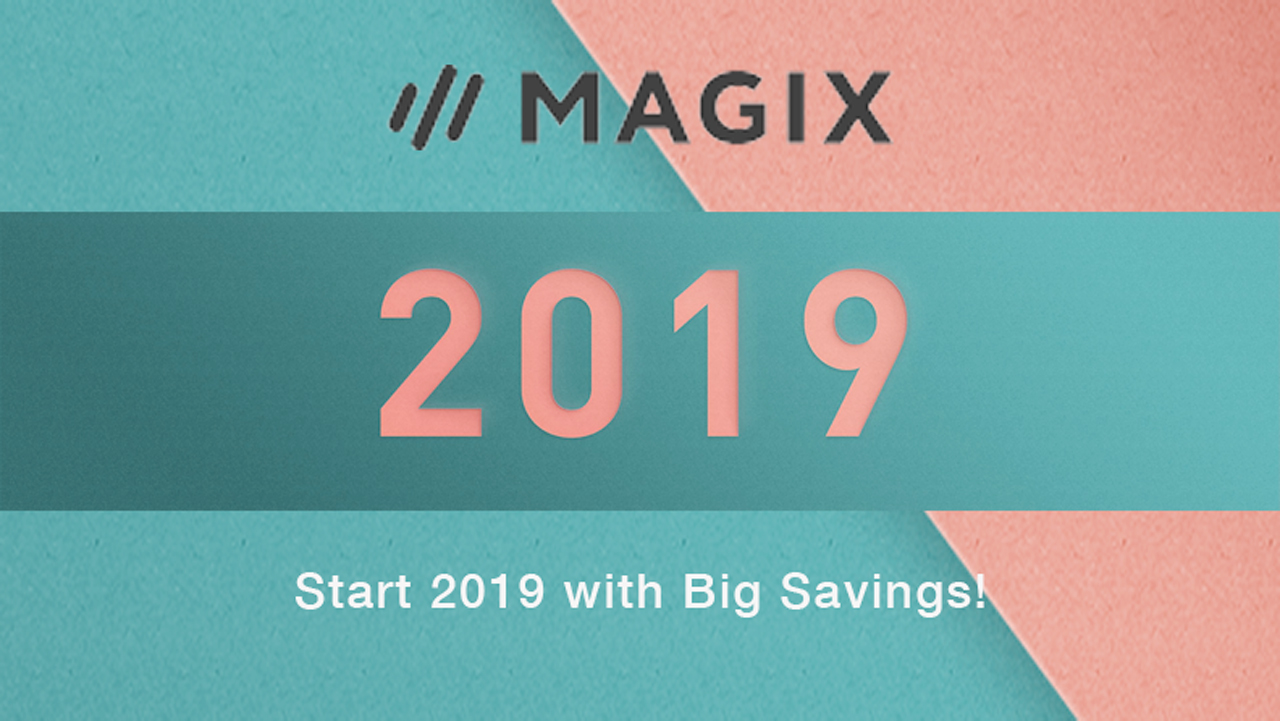 magix new years sale