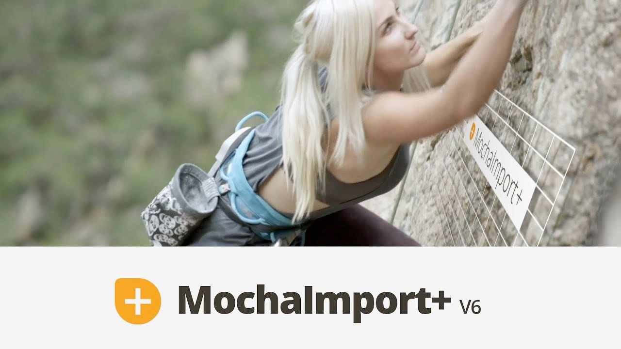 New: mamoworld MochaImport+ v6 is Now Available – AE CC 2019 Compatible