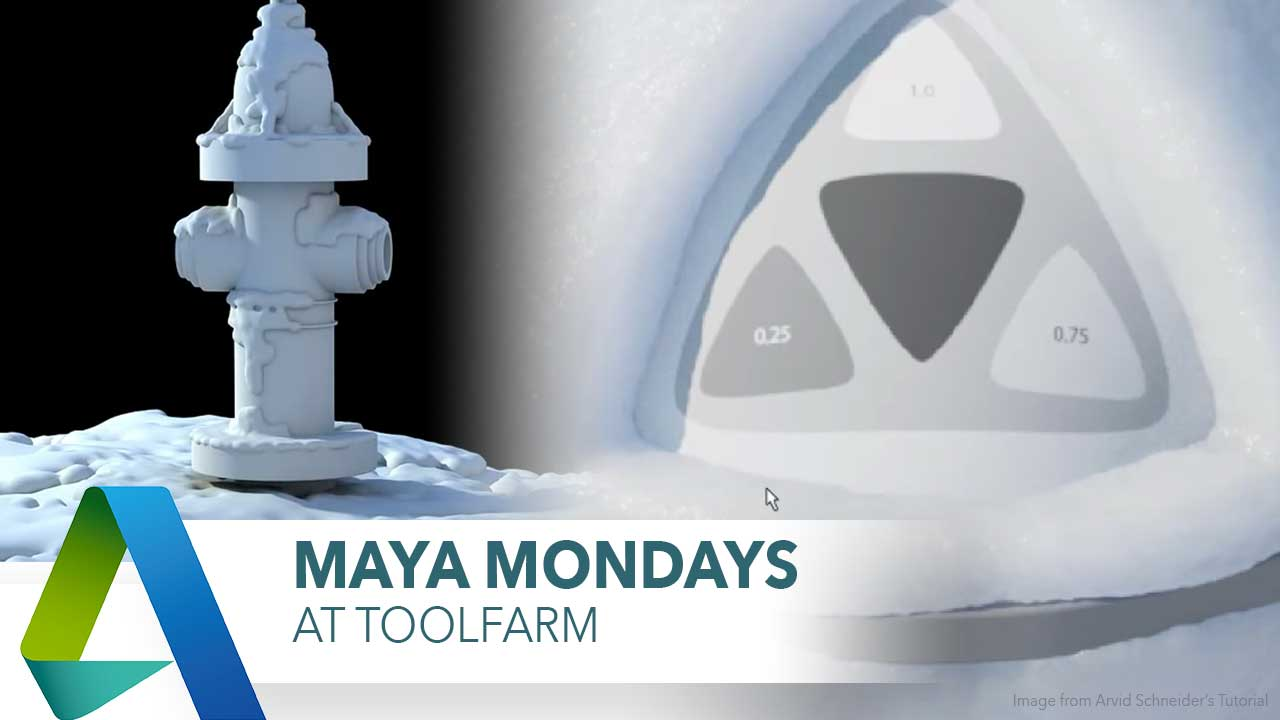 Maya Monday: Snow and Ice Tutorials