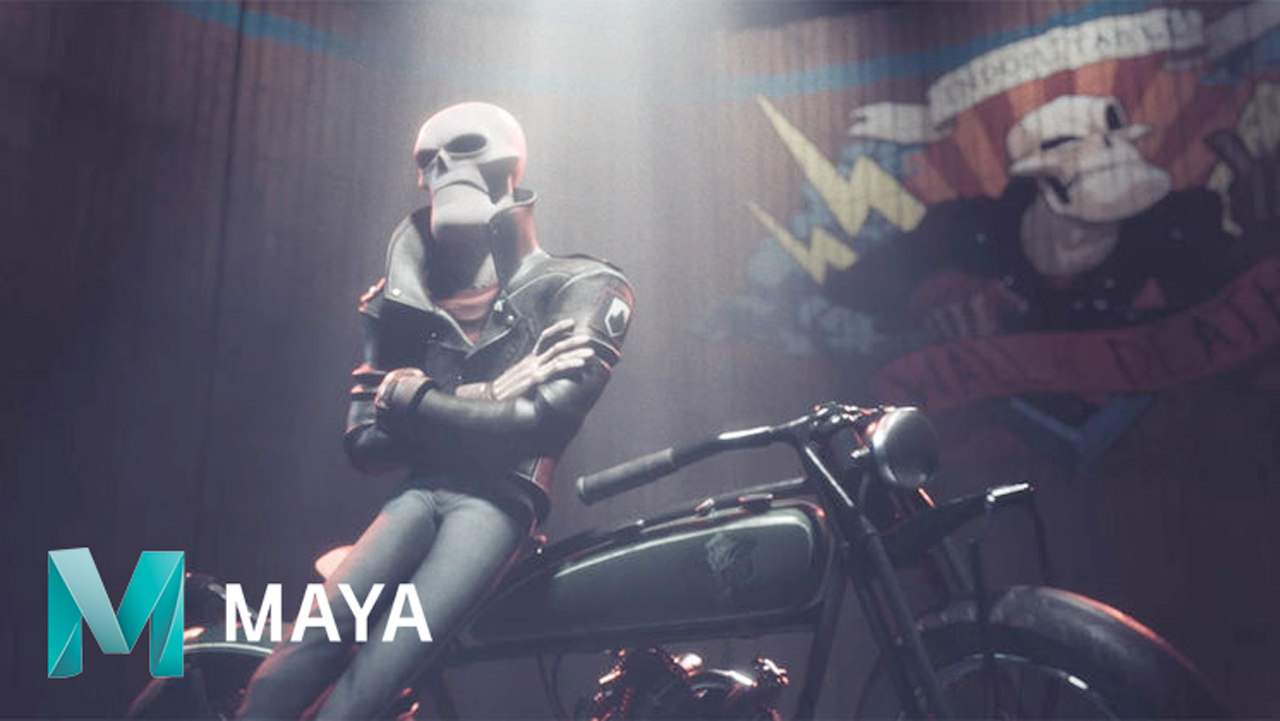 New: Autodesk Maya 2018 is Now Available - Faster and More Efficient
