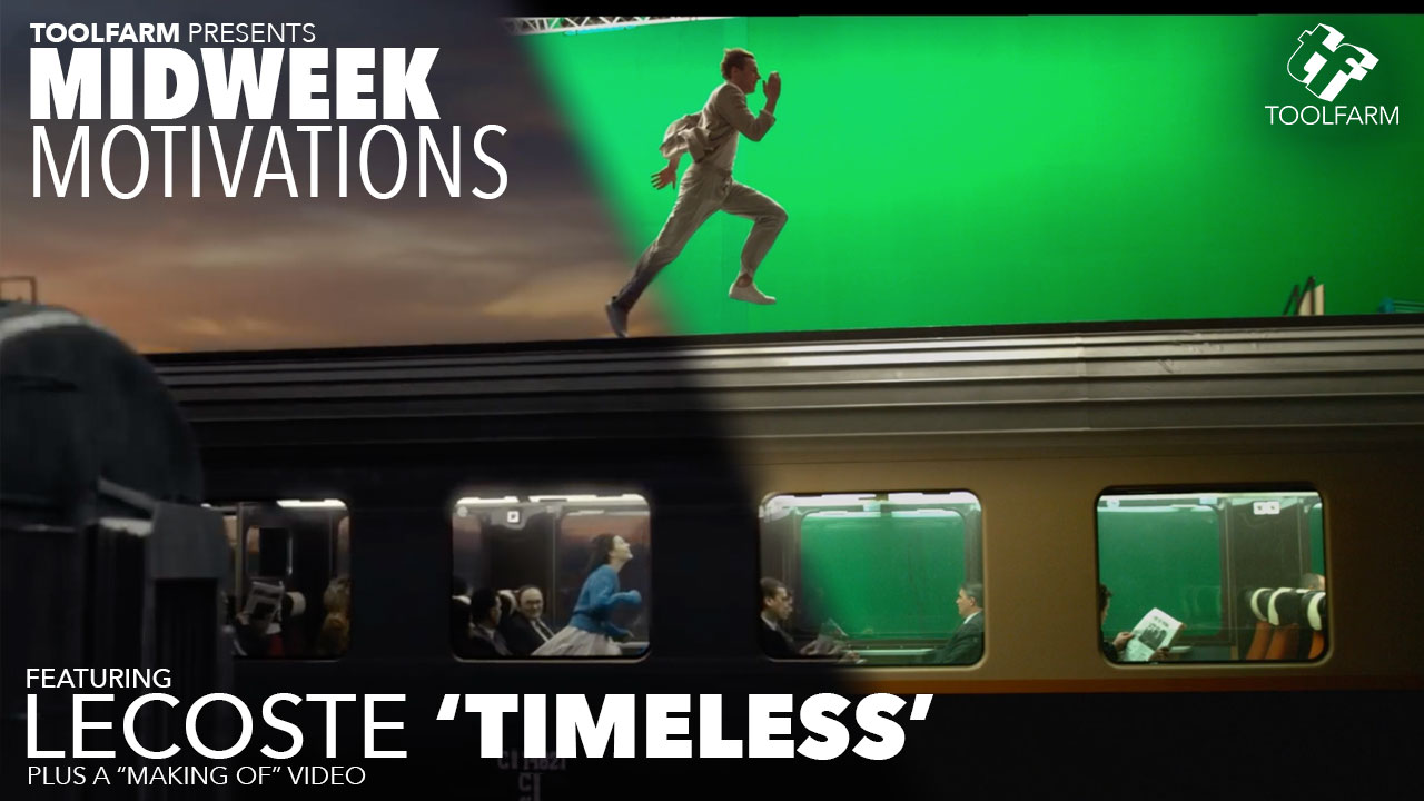 Midweek Motivations: LeCoste 'Timeless' with Making Of Video