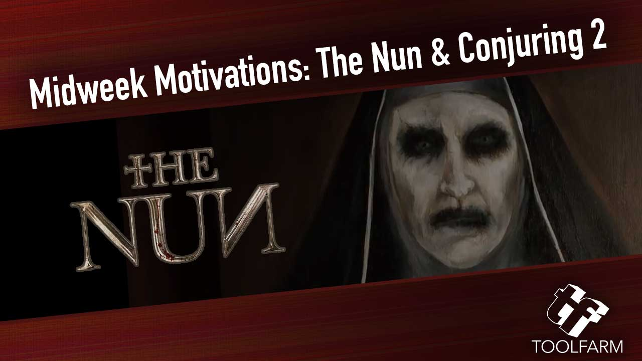 Big Screen Effects: Behind the Scenes: VFX in The Nun and Conjuring Series