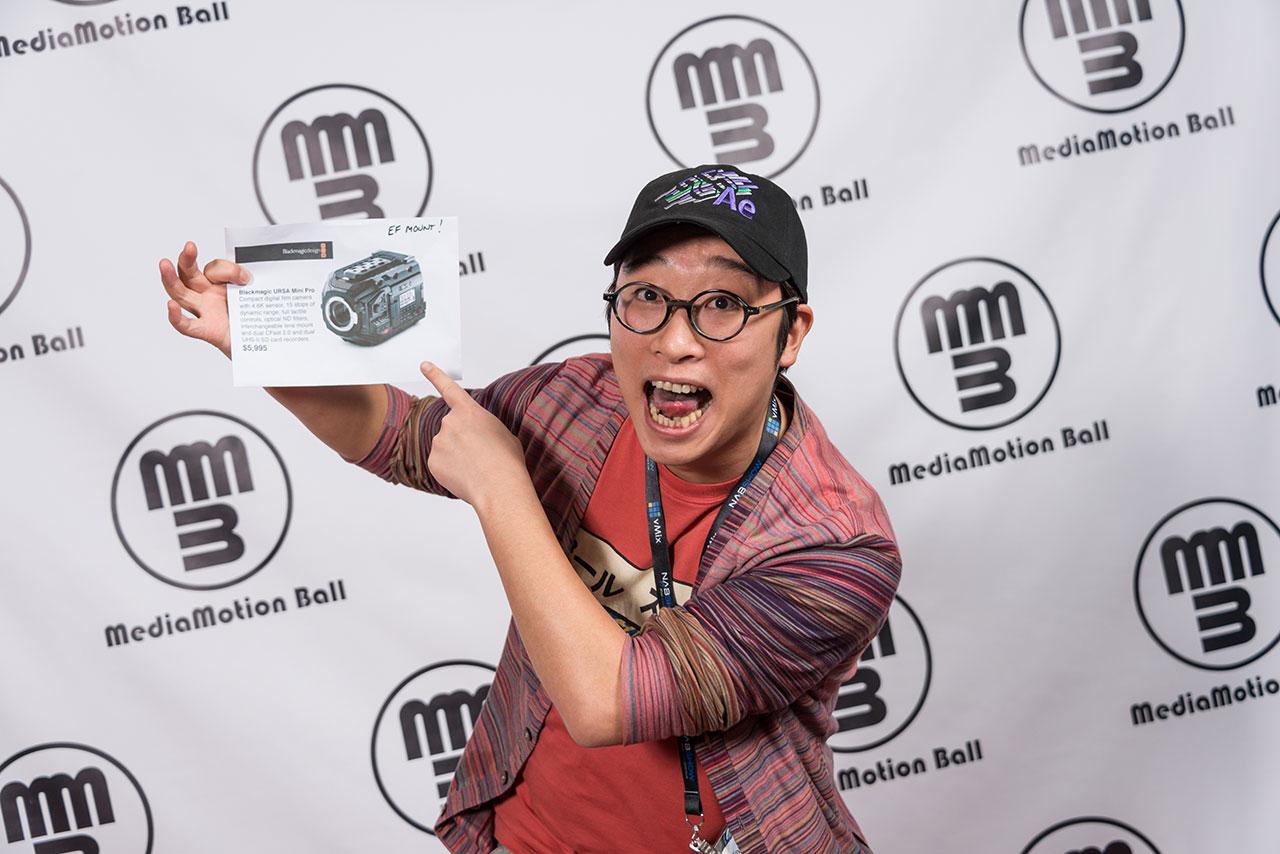 NAB 2018   MediaMotion Ball