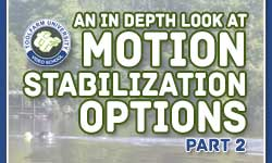 In Depth: Motion Stabilization Options, Part 2 of 2