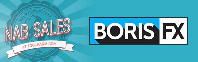 boris fx nab 2017