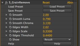 Sapphire Remove grain interface