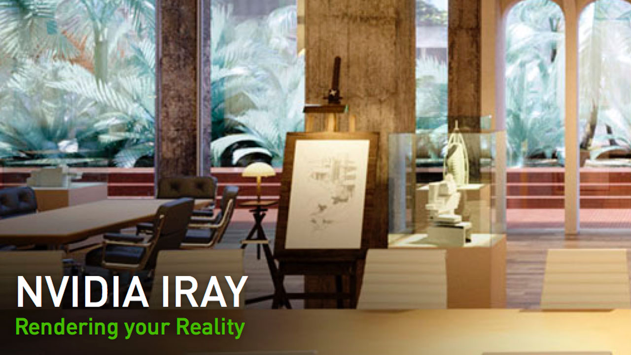 Update: NVIDIA Iray For Cinema 4D Now On Mac OS X