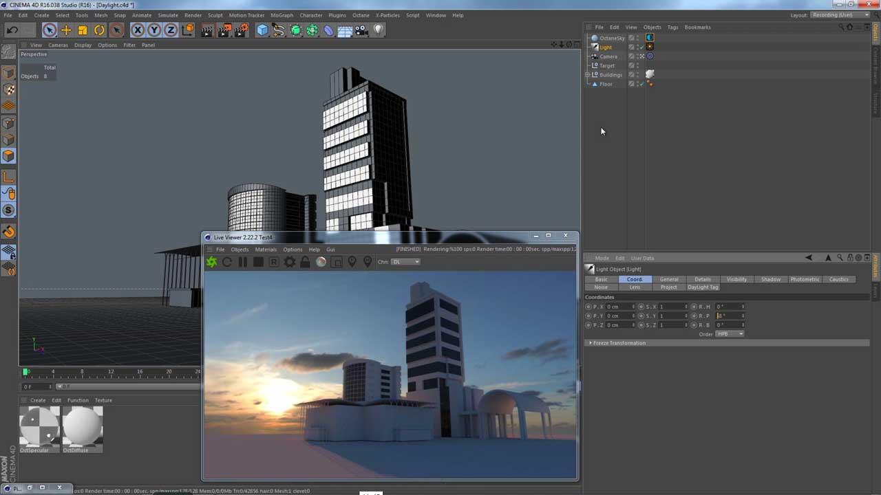 octane render cinema 4d plugin