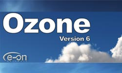 New: e-on Software Ozone v6 for 3ds Max, Maya, Softimage, Lightwave and Cinema4D Now Available