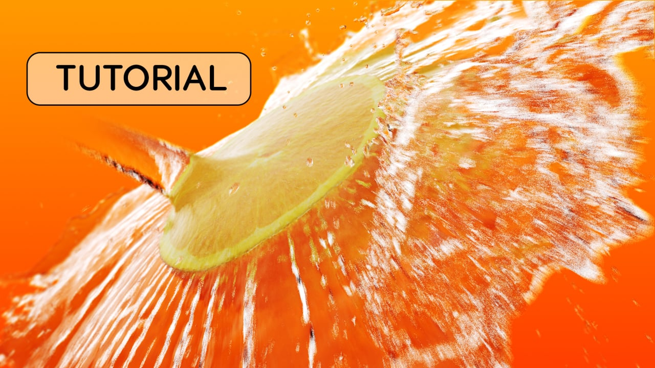 Create a Splash with Phoenix FD for 3ds Max