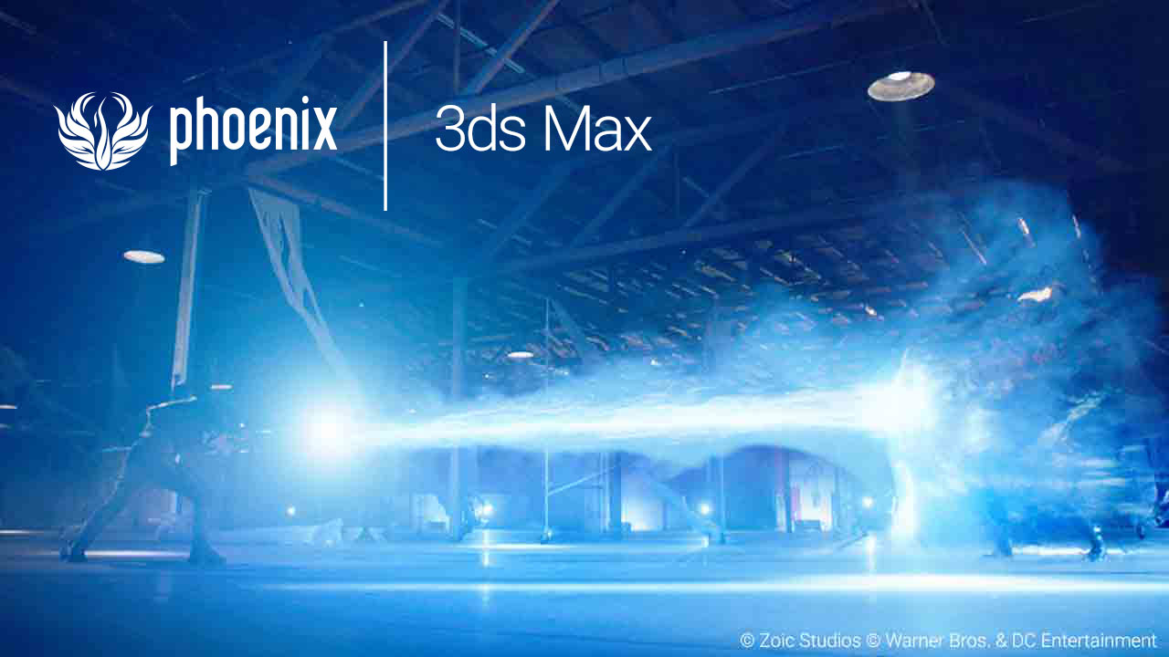 Update: Chaos Group Phoenix FD for Maya, 3ds Max 3.04 Now Available
