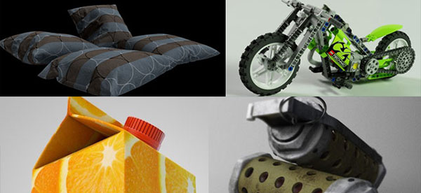 Freebies: Free C4D Model Roundup at The Pixel Lab - Toolfarm