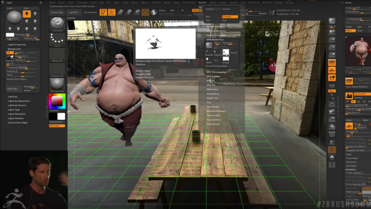 News: Upcoming features in ZBrush - ZBrush Summit - Toolfarm