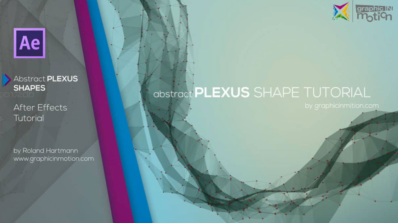 Creating Abstract Animated Shapes With Plexus in After Effects