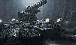 Inspiration: Prometheus VFX Art Director Steven Messing Leverages CINEMA 4D to Create CG Designs