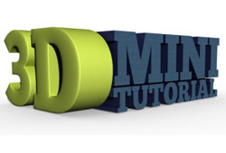 Tutorial: Intro to 3D in Photoshop CS6 and CC